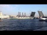 Проводы крейсера