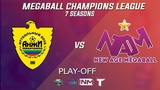 MCL #7. Нижнее Play-Off. 14. Анжи Махачкала vs New Age Megaball