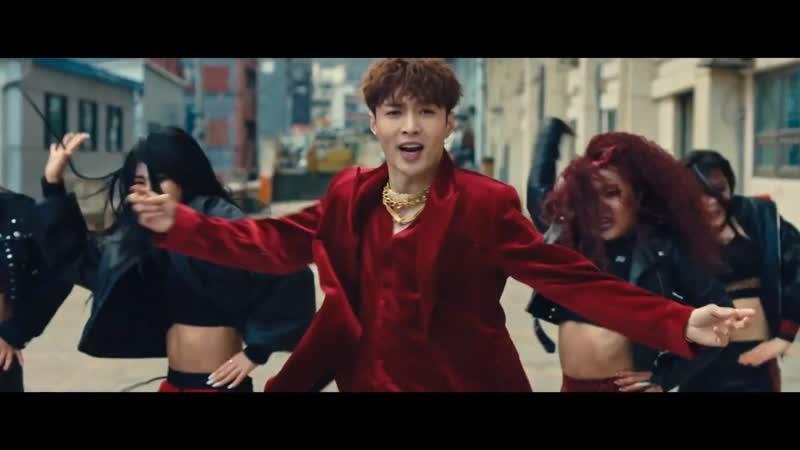 Zhang Yixing (Lay 레이 EXO), NCT 127, Jason Derulo - Lets Shut Up and Dance