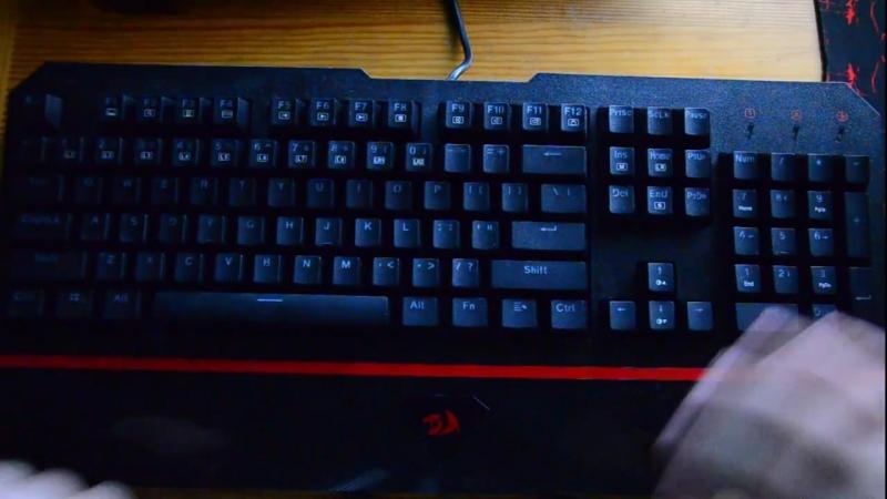 [Aly Scundea] REVIEW | Tastatura REDRAGON ANDROMEDA