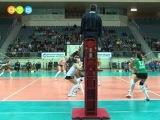 Команда «Заречье Одинцово» сыграла с «Уралочкой НТМК»