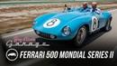 1955 Ferrari 500 Mondial Series II Jay Leno's Garage