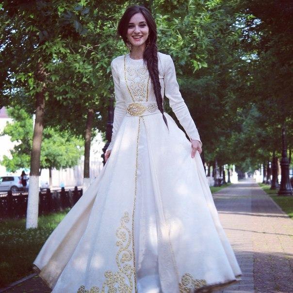 Вайнахские платья