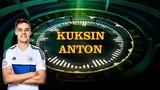 Anton Kuksin (Goals, Shots, Assists, Passes, Tackling, Interceptions, Dribbling)