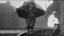 First ever basejump death (1912 Eiffel tower) - fail crash