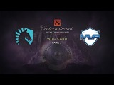 Liquid -vs- MVP, The International 4, Phase 1 Final, Game 2