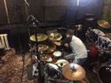 Запись барабанов для EP 2018