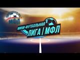 «Смышляевка» - «ОЛС»   Чемпионат МФЛ (Мини-Футбольная Лига)