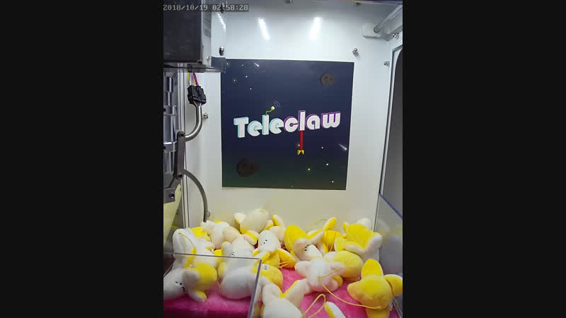 Teleclaw Claw - live