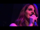 Lana Del Rey - Born To Die - Jazz Cafe London - 10.04.12