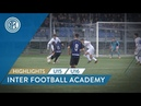 HIGHLIGHTS INTER U16 and U15   Double match against Atalanta!   Inter Football Academy