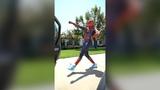 Spider-Man Does the In My Feelings Challenge (Nerdist Presents)