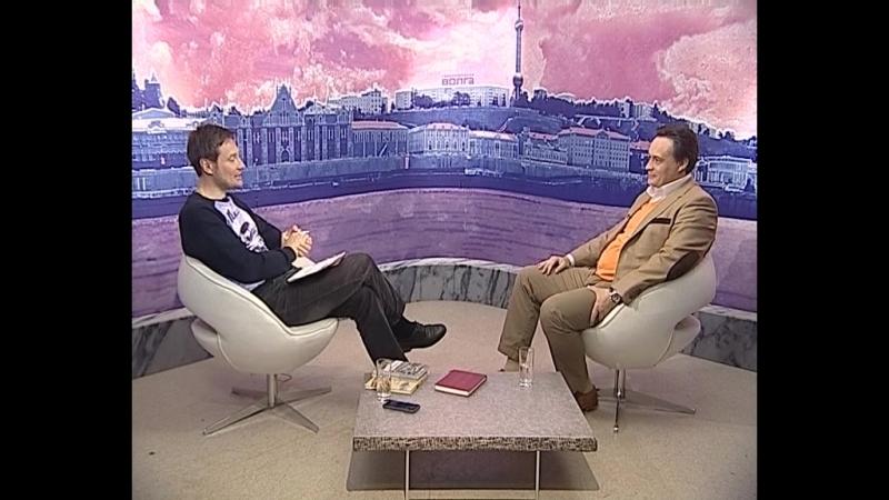 НЛП тренер Максим Домников в программе Без галстука ТК Волга Нижний Новгород