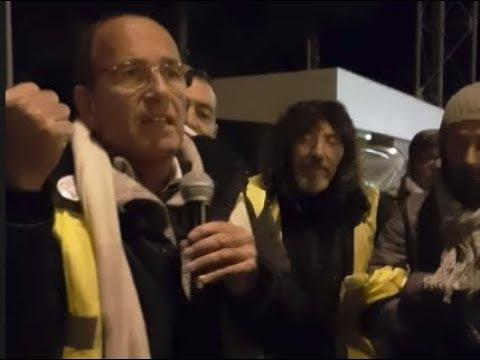 Étienne Chouard Rejoint le Peuple au Péage de Pont de l'Étoile