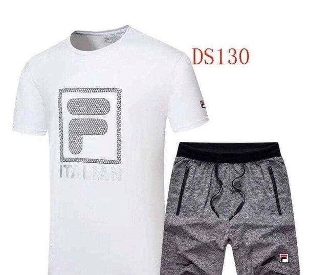 Футболка и шорты Fila