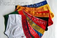 на 5 любых моделей мужского нижнего белья Calvin Klein в сети магазинов модной одежды FIESTA (1300 руб. вместо 7250
