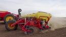 Пропашная сеялка Väderstad Tempo L установила новый мировой рекорд по высеву кукурузы за 24 часа