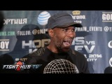 Bernard Hopkins feels whooping Sergey Kovalev will make him #1 P 4 P