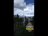 Химические облака над КРАСНОПЕРЕКОПСКОМ