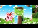 Смешарики Мультик игра для детей Обещание - 2 серия Нюша / Smeshariki Cartoon game for children
