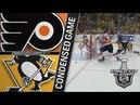 Philadelphia Flyers vs Pittsburgh Penguins R1, Gm5 apr 20, 2018 HIGHLIGHTS HD