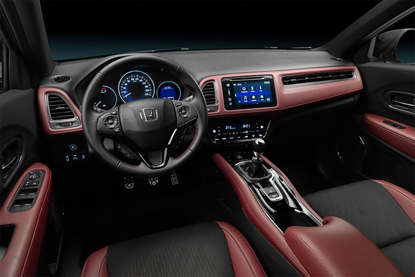 У Honda HR-V появилась Sport-версия со 180-сильным мотором.