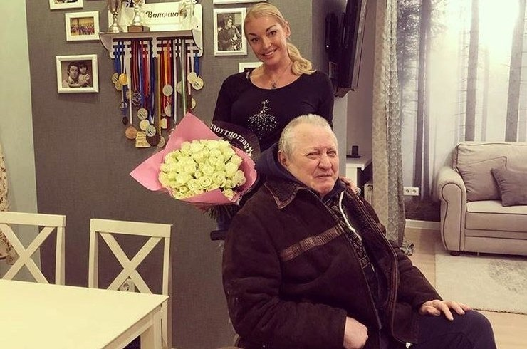 Анастасия Волочкова Пусть говорят от 29.01.2019: скандал с олигархом, похищение отца
