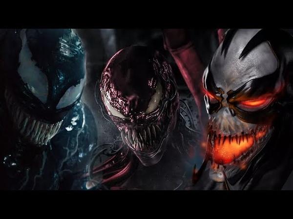 Веном | Антивеном | Карнаж | Симбиоты | Великий Человек-паук | Появление Антивенома/Карнажа/Венома