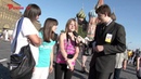 Реутов ТВ - Разговор с юными патриотками