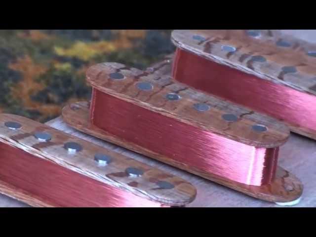 Stratocaster Build (Part 4)