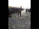 суворовцы на площади