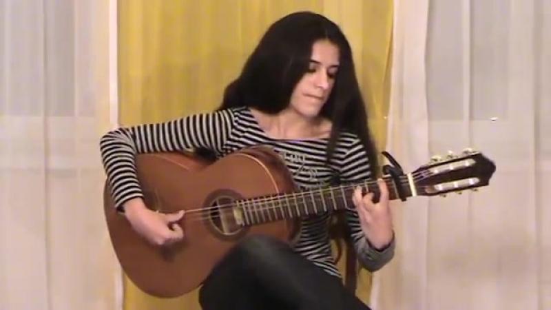 ELENA _Yerevan_ Farruca