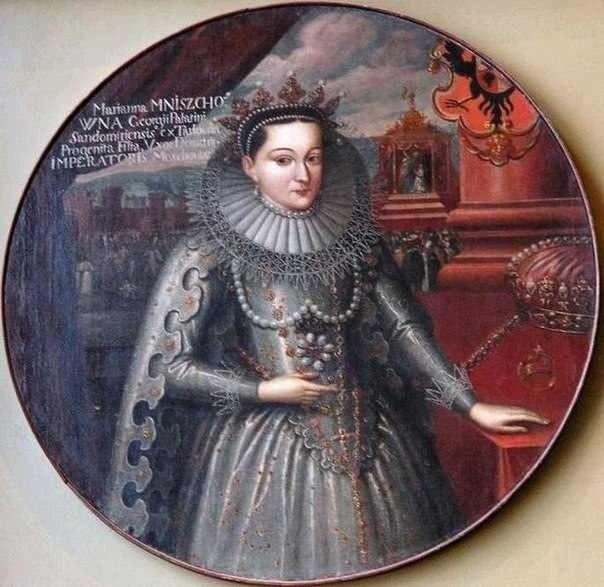В 1605 году Марина Мнишек первая привезла в Россию вилку