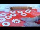 Торт КУКЛА Барби Сборка и Украшение торта Cake Cake Barbie Olya Tortik