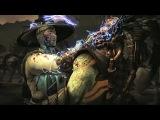 Mortal Kombat X - Ролик посвященный вариациям Райдена в игре: