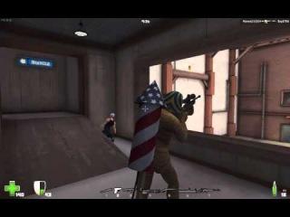 Контра Сити (3D шутер онлайн ) Обзор На Оружие Вьюга !