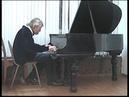 Музыкальная Атлантида ПЕСНЯ Варламов А Е Андрей Катичев за роялем