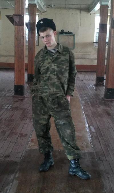 Владимир Кузовлёв, 25 ноября 1993, Арсеньев, id200917855