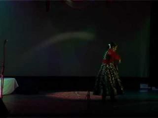 Excerpt from NOOR (INVOCATION) - Classical Kathak solo by Anurekha Ghosh