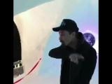 Дима Билан в Апатитах посмотрел на лёд