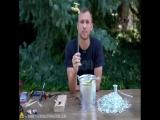 Как сделать секретный фонтанчик