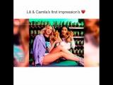 Лили и Ками о дружбе друг с другом