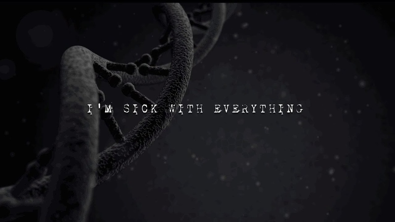 Synapsyche - The Ghost DNA (LYRIC VIDEO)