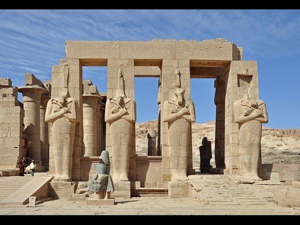 Египет. Долина царей. Уникальное сооружение фараонов