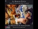 N. Chédeville - Sonate pour musette basse continue No. 6 en Sol Mineur : Allegro ma non presto