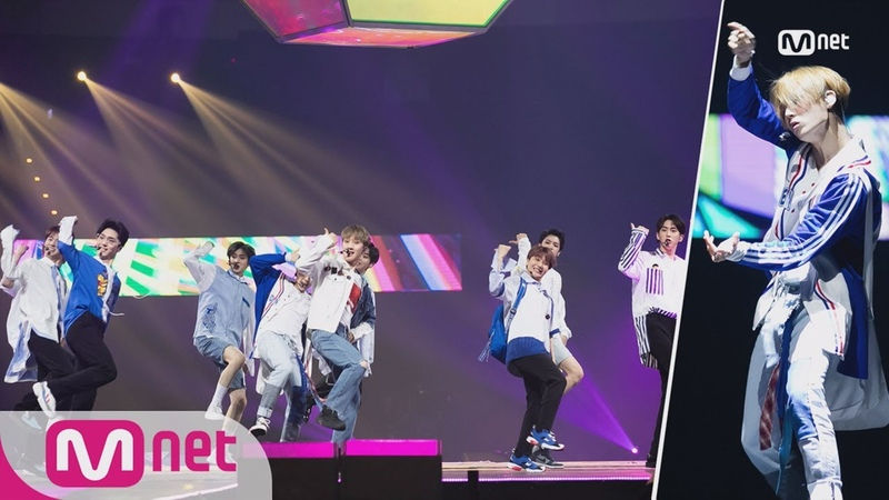 [M COUNTDOWN in TAIPEI] PENTAGON - Shine│ M COUNTDOWN 180712 EP.578