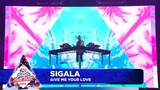 Sigala - Give Me Your Love (Live at Capitals Jingle Bell Ball 2018)