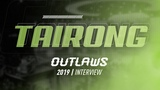 Интервью с TaiRong Houston Outlaws 2019
