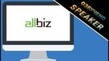 Реклама платформы AllBiz [озвучено Speaker]