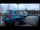 BMW M135 vs BMW M5 E60 гонка / BMW M135 vs BMW M5 E60 race